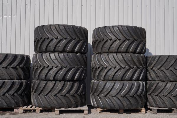Rims, Tires